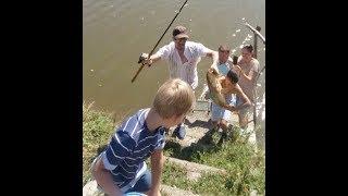 Cezar Stratan a dat lovitura la pescuit!