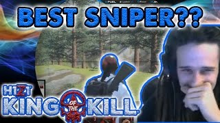 AW_NAW BEST SNIPER IN H1Z1??? Stream Highlights | January 2017 KOTK King of the Kill