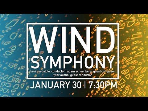 MSU Wind Symphony | 1.30.2018