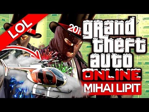 MIHAI LIPIT CU SUPER GLUE | GTA ONLINE