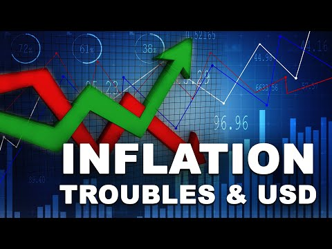Inflation Troubles & USD