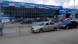 видео Такси Симферополь аэропорт