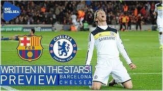 BARCELONA vs CHELSEA || IT'S WRITTEN IN THE STARS! || STRIKER or FALSE 9?