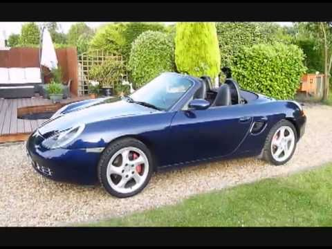 video review of 2002 porsche boxster 3 2 s tiptronic for. Black Bedroom Furniture Sets. Home Design Ideas