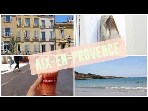 Une journée à Aix-en-Provence