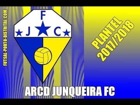 Apresentação do Plantel da ARCD Junqueira FC 2017/18 - 1ª Divisão Distrital AF Porto