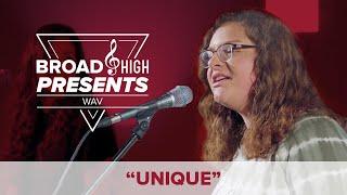 "Broad & High Presents: ""Unique"" by Payton Ramirez"