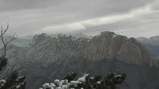 2020-01-27 09:30 설악산 권금성에서 CCT…