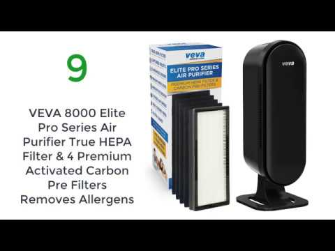 Best 10 Air Purifiers for Allergies and Dust