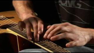 tony haven - waves - lap tapping acoustic guitar