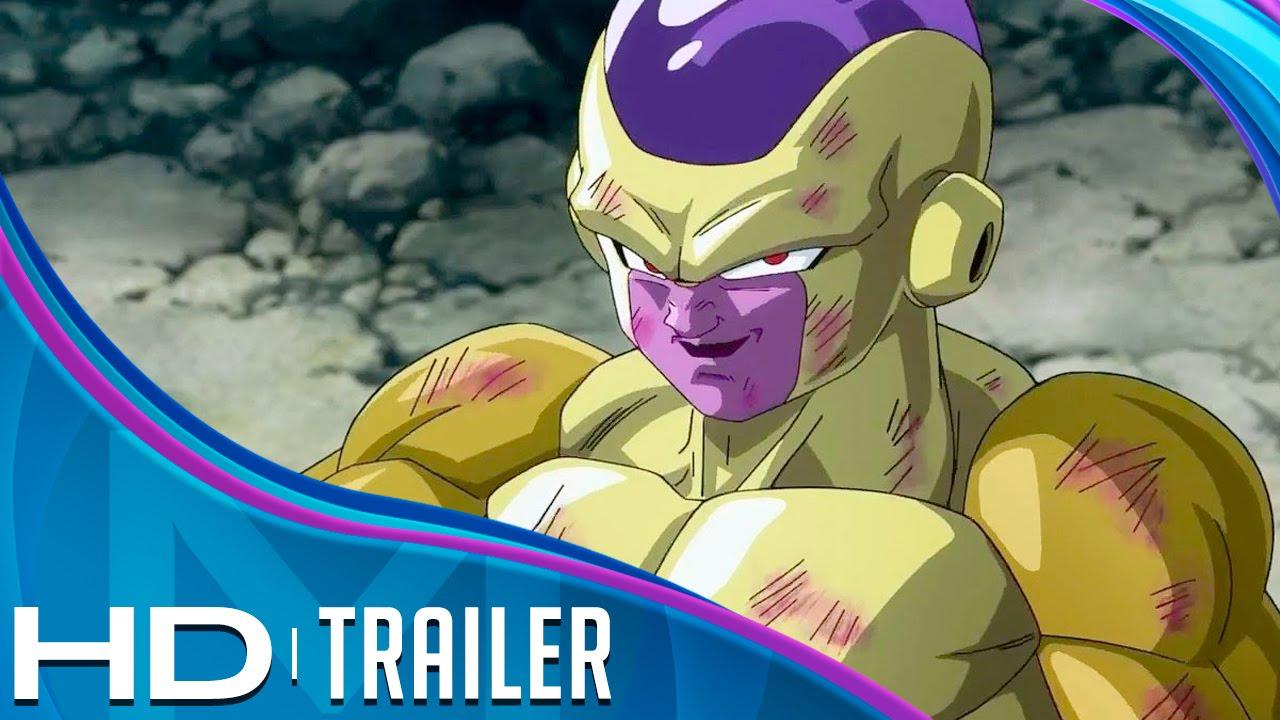 Dragon Ball Z: La Resurrección de Freezer - Tráiler - Español Latino - HD