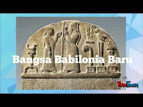 Peradaban Lembah Sungai Eufrat & Tigris