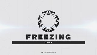 How to FREEZE for FREELO in Season 8 Manage Waves to Challenger