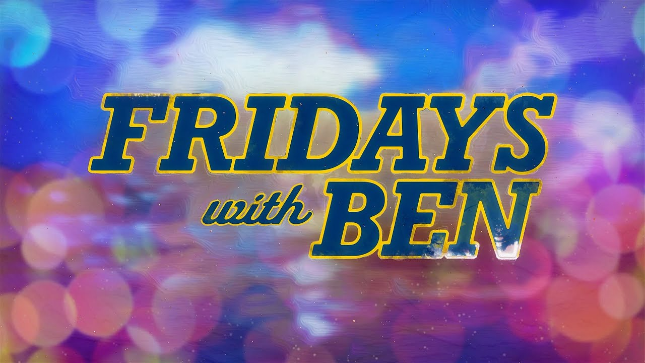 Fridays with Ben: Use your vote to support education