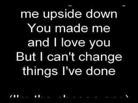chosen one lyrics