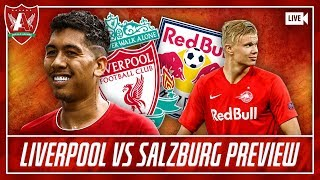 DON'T UNDERESTIMATE SALZBURG | Liverpool vs Salzburg Preview
