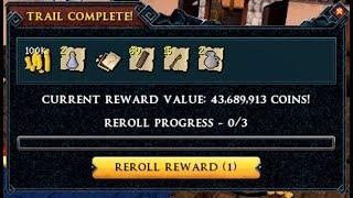 Opening 500 Master Reward Caskets (Wearing Orlando Smith Hat) [Runescape 3]
