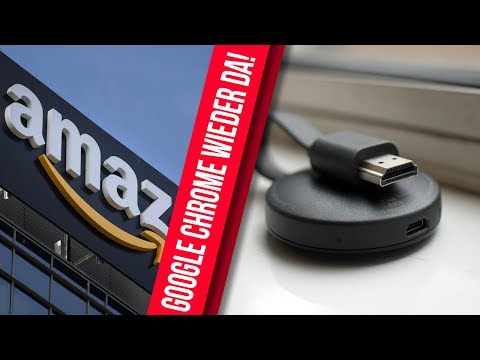 AMAZON einigt sich mit APPLE und GOOGLE! CHROMECAST und APPLE TV wieder bei AMAZON erhältlich!