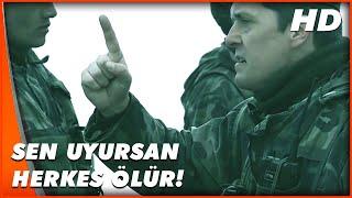 Nefes - Vatan Sağolsun | Uyursan Ölürsün Sahnesi | Türk Filmi