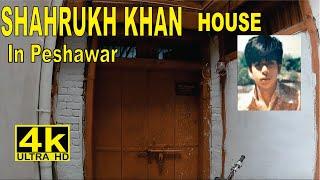 Bollywood King Shahrukh Khan Home and Family In Peshawar Qissa Khwani Bazaar, Old City Peshawar.
