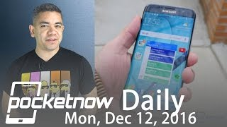 Samsung Galaxy S8 edge probability, Google Assistant on S7 & more   Pocketnow Daily