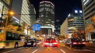 大阪キタ 梅田夜景ドライブ Osaka Kita Umeda Urban Night Drive Japan.mp3