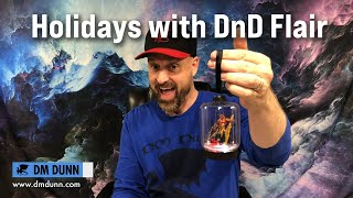A Beginners Guide to Dungeons & Dragons - Crafting - Holidays With DnD Flair
