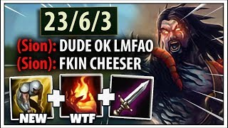 This First Blood Strategy ALWAYS Gets Tryndamere Fed...And Riot Just BUFFED it ;)