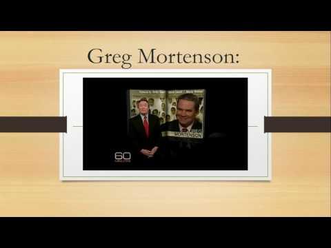 Greg Mortenson Hero or Goat?