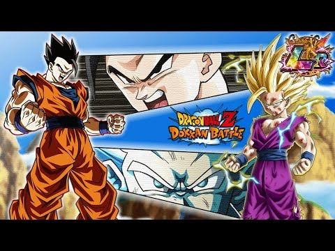 TOUT LE MONDE TANK EN FAIT ! | SHOWCASE TEAM SANG-MÊLÉ | DRAGON BALL Z DOKKAN BATTLE FR