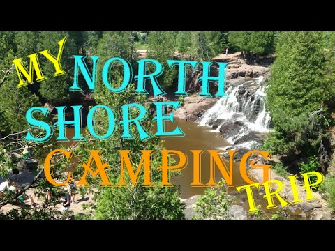 My North Shore Camping Trip / Duluth Minnesota / Travel MN