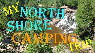 My North Shore Camping Trip / Duluth Minnesota / Travel MN