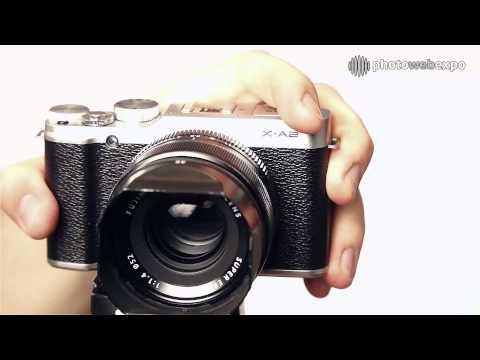 Фотоаппарат FujiFilm X-A3 Kit XC 16-50 mm F/3.5-5.6 OIS II Brown
