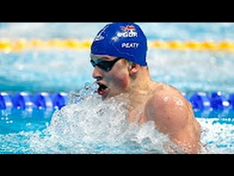 Mixed 4x100m Medley Relay Final LEN European Swimming Championships 2016