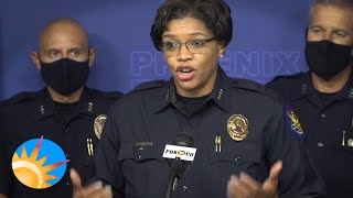 Phoenix Police under investigation, Justice Department to look at use of force and police practices