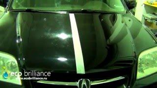 Eco Brilliance Обработка Acura гидрофобными средствами