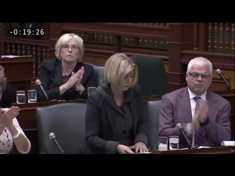 MPP Cheri DiNovo: Supporting Ippolito workers at Ontario Food Terminal