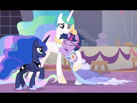 Celestia & Luna's Goodbye