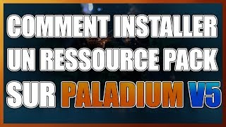 Comment xray sur paladium v5.6.1