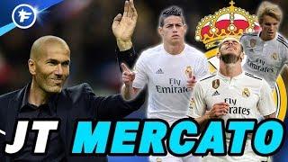 Le Real Madrid lance une opération dégraissage d'envergure | Journal du Mercato