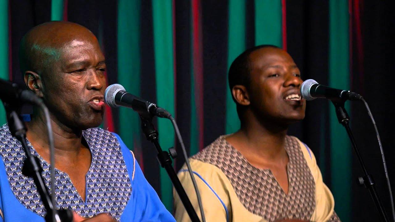 Ladysmith Black Mambazo - Thalaza  (Live on KEXP)