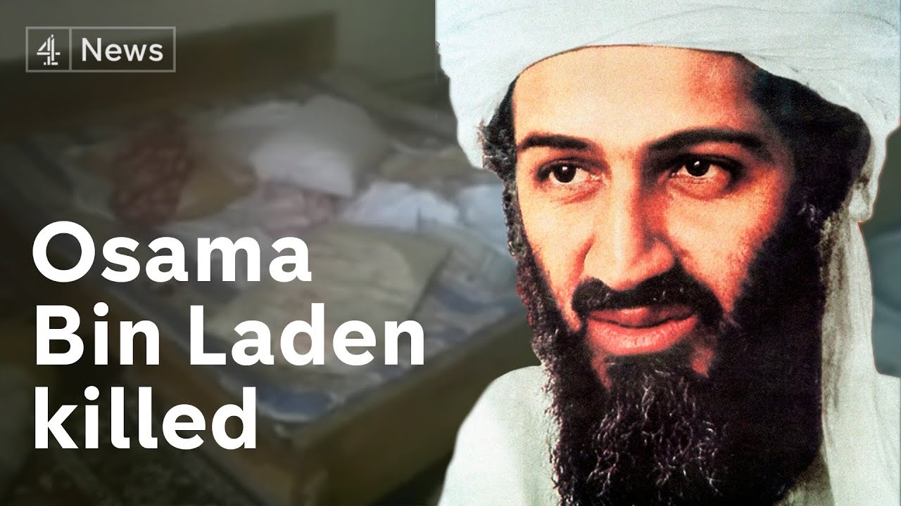 Osama bin Laden killed as raid is watched live by Obama - YouTube