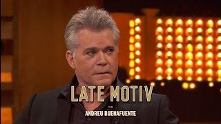 LATE MOTIV - Entrevista con un grande de Hollywood, Ray Liotta | #LateMotiv46