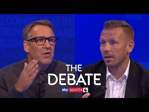 Merson and Bellamy have HEATED debate on Spurs squad's fitness! | The Debate