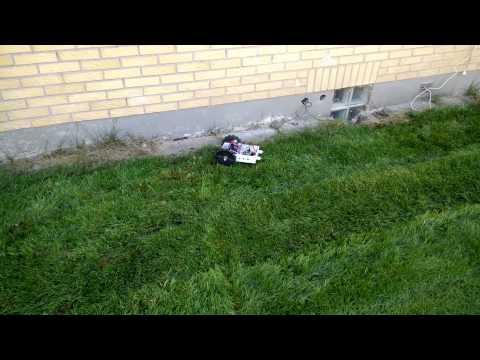 MicroCutter/LIAM diy  Robot lawn mower