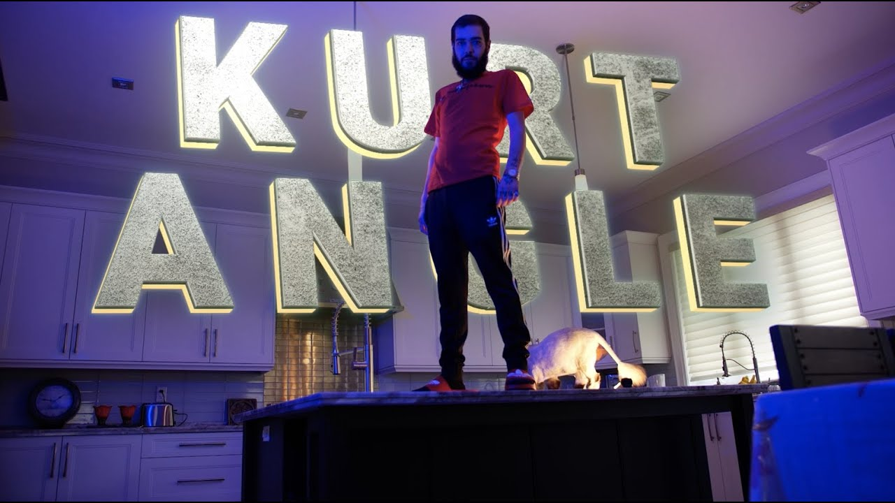 trapdaddyflex - Kurt Angle (official music video)