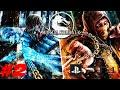 "Let's Play: Mortal Kombat X (BLIND) Part 2 ""Fatality Fest Part One"""
