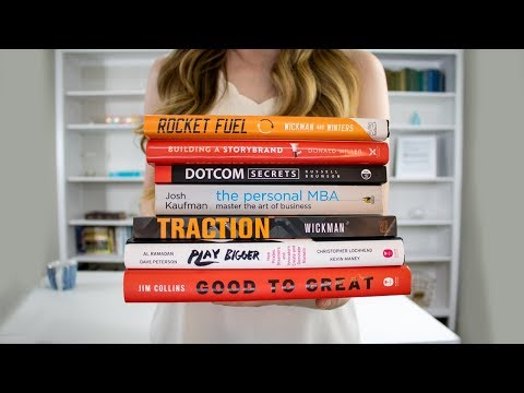 7 BEST Business Books Everyone Should Read
