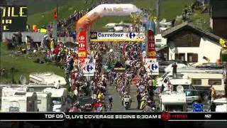 2009 Tour de France Stage 16