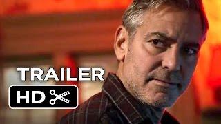 Tomorrowland Official Trailer #2 (2015) - George Clooney, Britt Robertson Movie HD